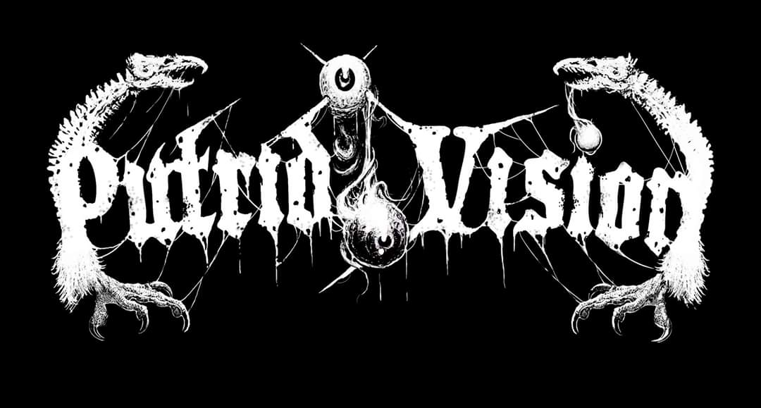 Putrid Vision - Logo