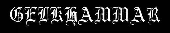 Gelkhammar - Logo