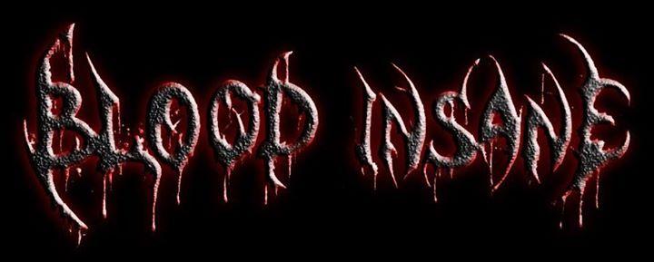 Blood Insane - Logo