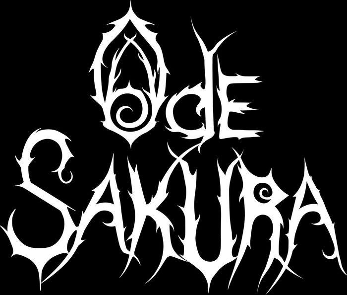 Ode Sakura - Logo
