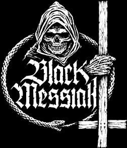 Black Messiah - Logo