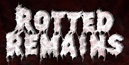 Rotted Remains - Logo