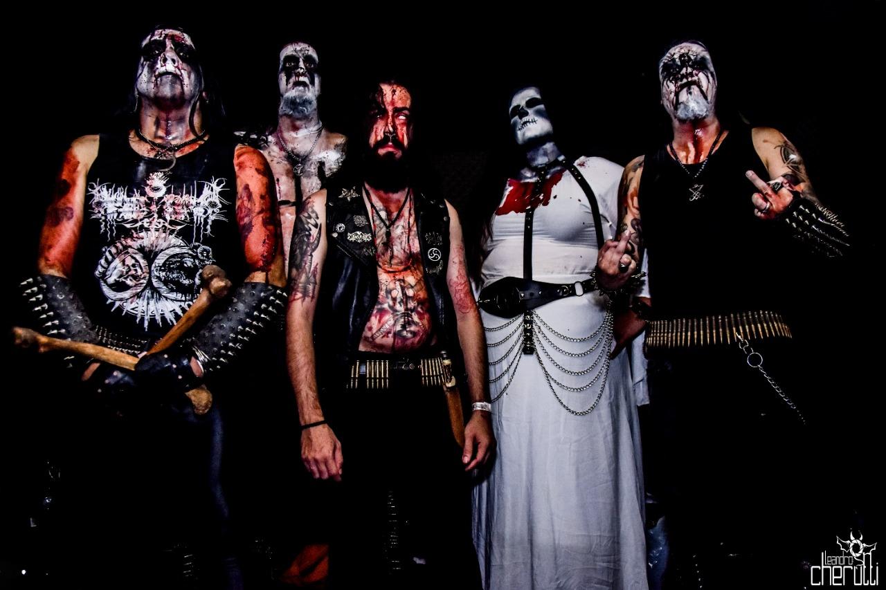 The Black Spade - Photo