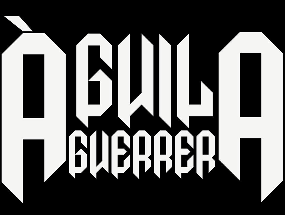 Águila Guerrera - Logo