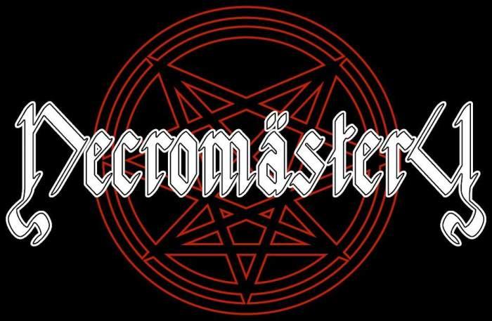 Necromästery - Logo