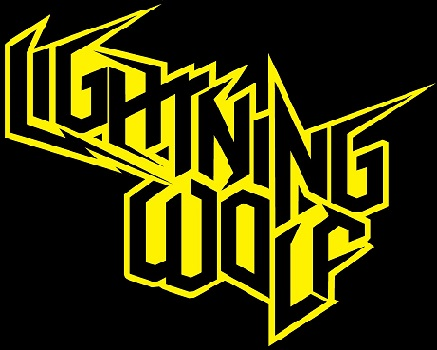Lightning Wolf - Logo