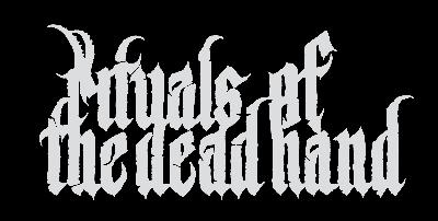 Rituals of the Dead Hand - Logo
