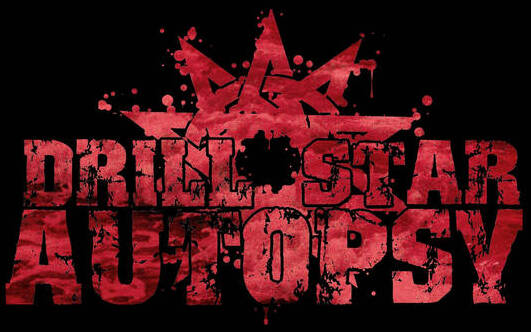Drill Star Autopsy - Logo