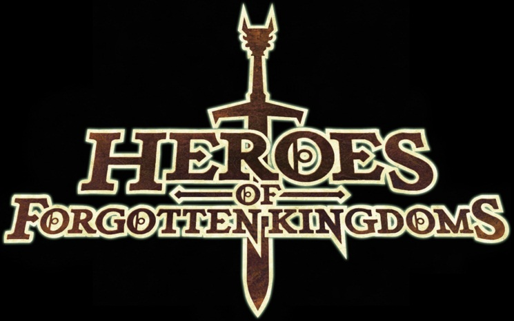 Heroes of Forgotten Kingdoms - Logo