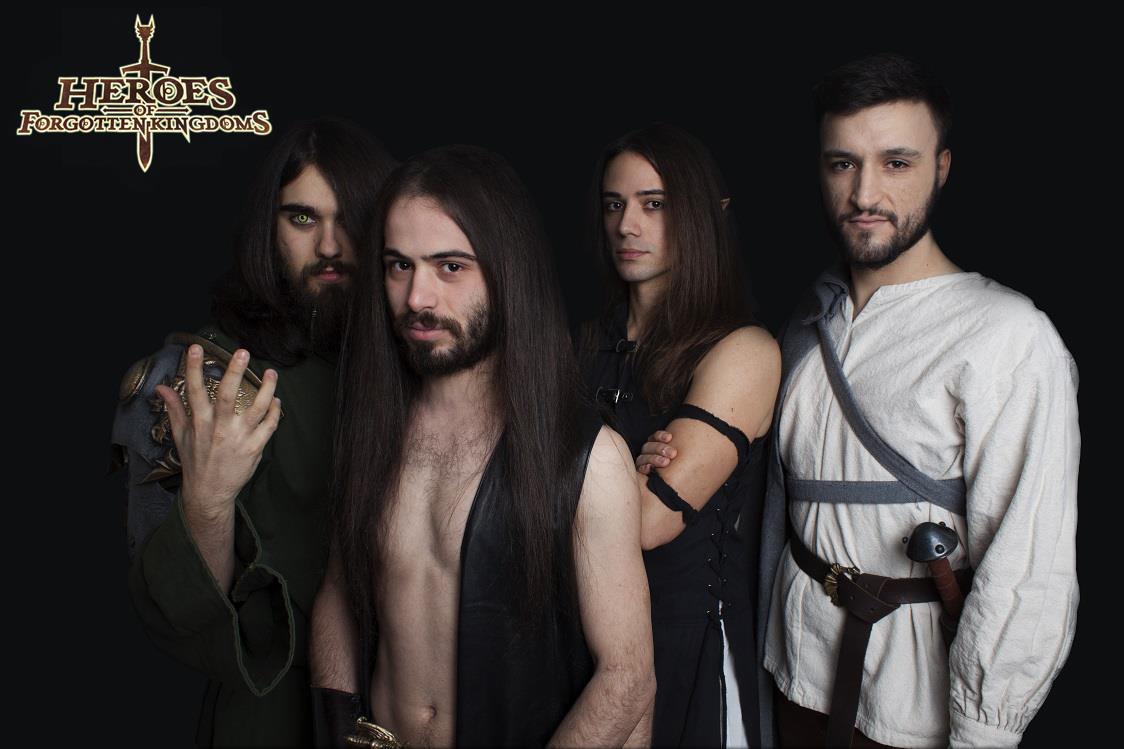 Heroes of Forgotten Kingdoms - Photo