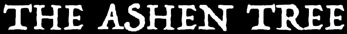 The Ashen Tree - Logo