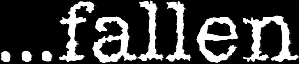 ...Fallen - Logo