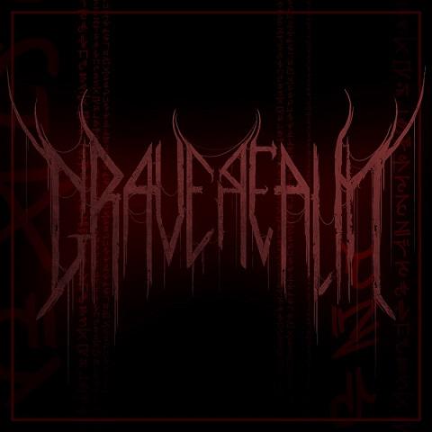 Graverealm - Logo