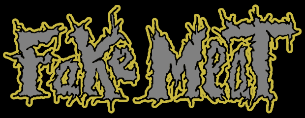 Fake Meat - Logo