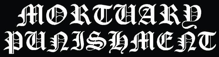 Mortuary Punishment - Logo