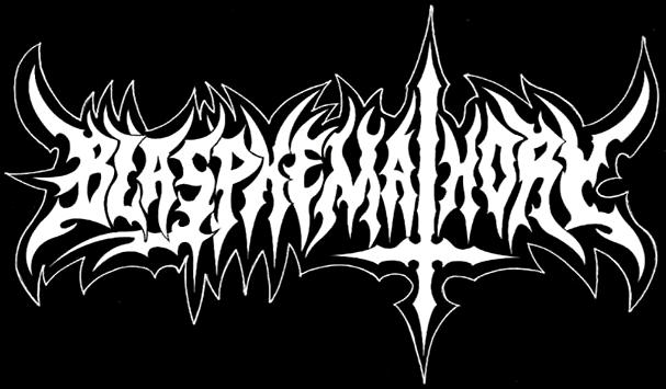 Blasphemathory - Logo