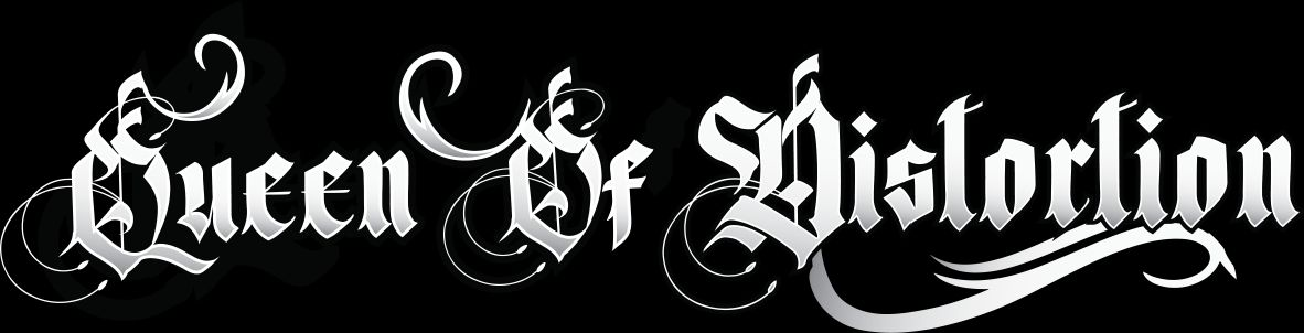 Queen of Distortion - Logo