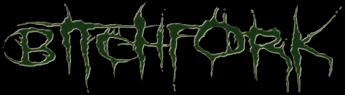 Bitchfork - Logo