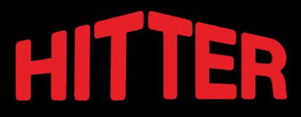 Hitter - Logo