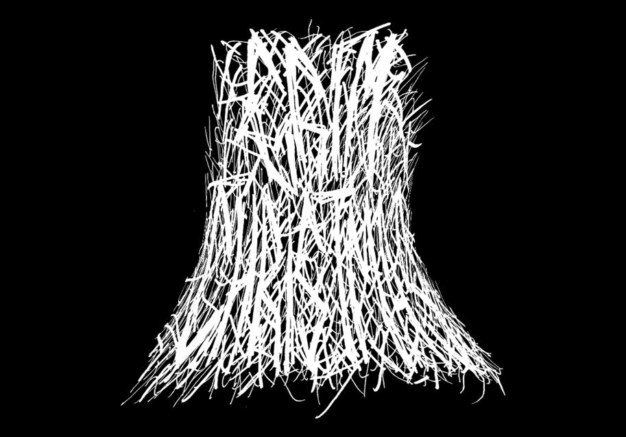 Grim Christmas - Logo