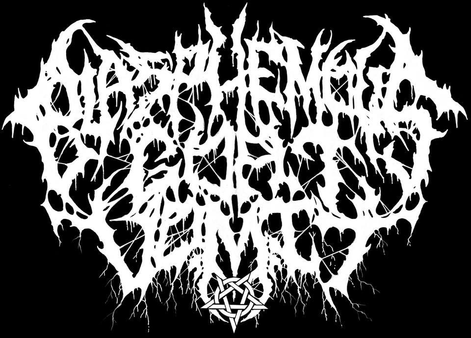Blasphemous Goat Vomit - Logo