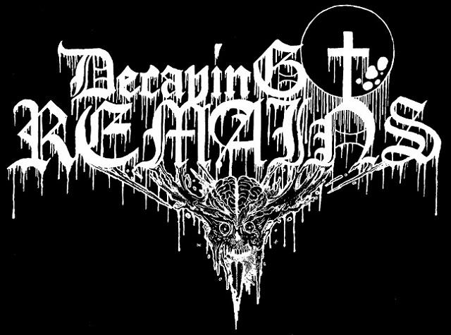 Decaying Remains - Logo
