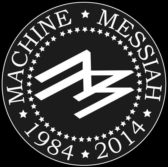 Machine Messiah - Logo