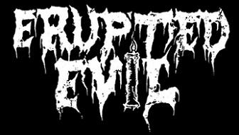 Erupted Evil - Logo