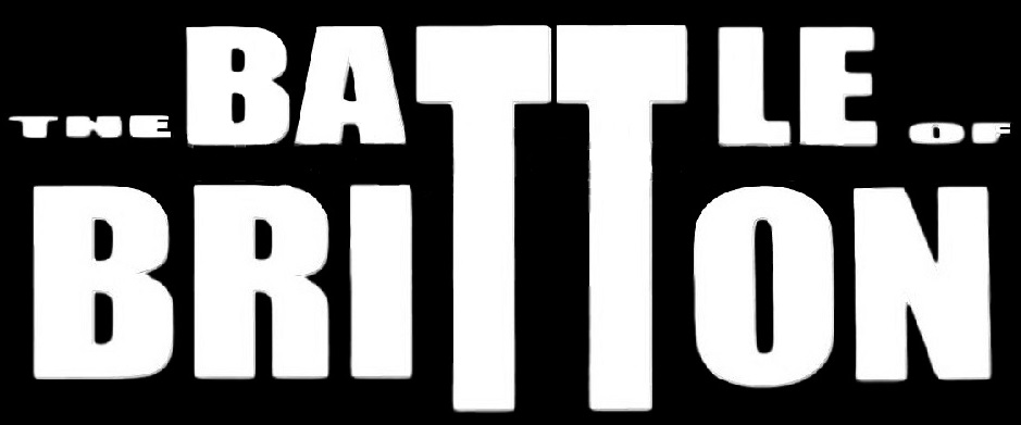 The Battle of Britton - Logo