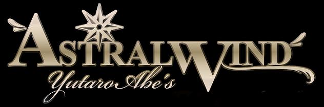 Yutaro Abe's Astral Wind - Logo