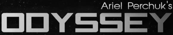 Ariel Perchuk's Odyssey - Logo