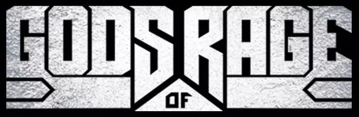 Gods of Rage - Logo