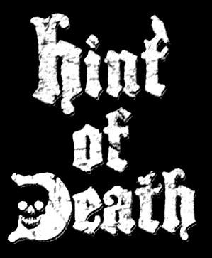 Hint of Death - Logo