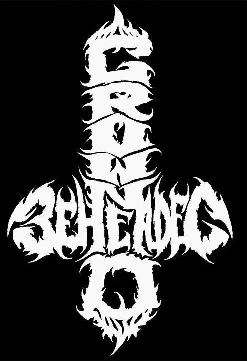Crowned Beheaded - Logo