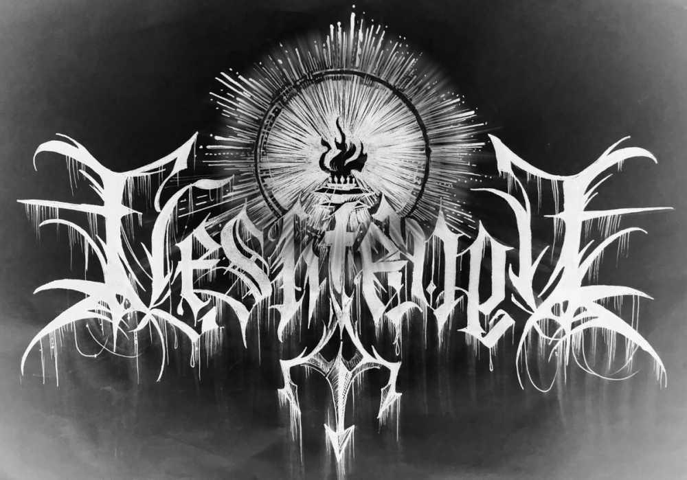 Flesh Temple - Logo