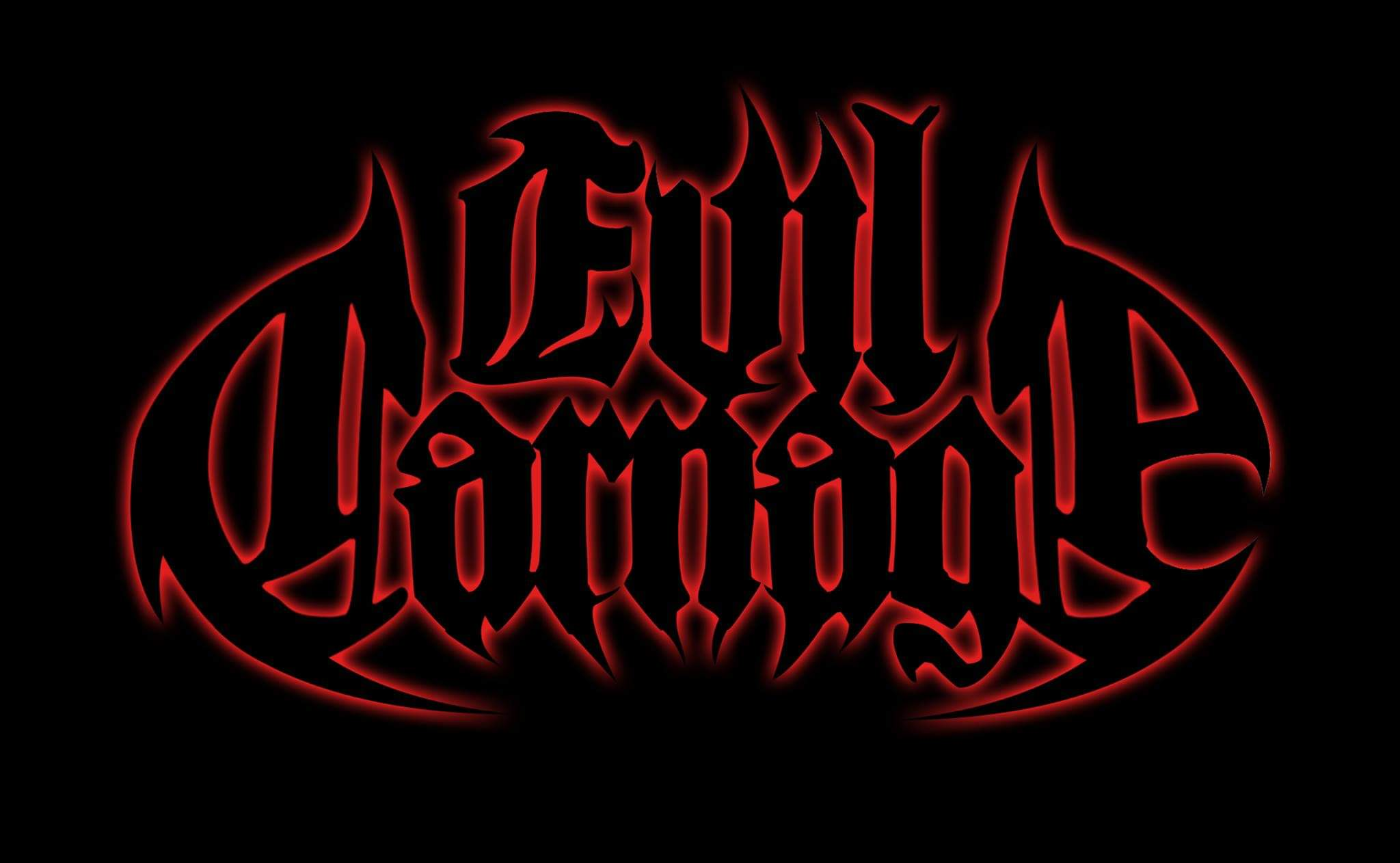 Evil Carnage - Logo