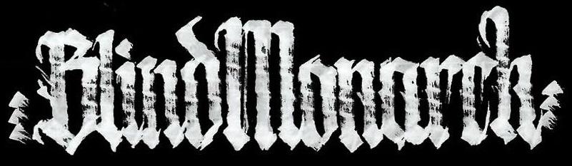 Blind Monarch - Logo