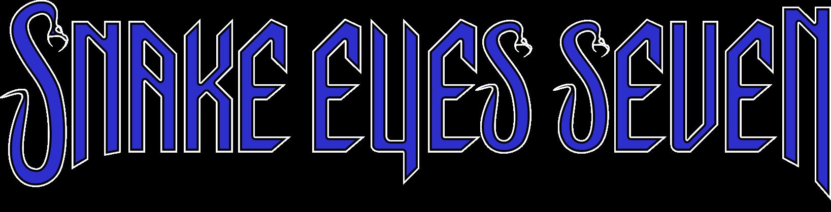 Snake Eyes Seven - Logo