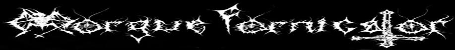 Morgue Fornicator - Logo