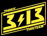 Three Thirteen - Logo