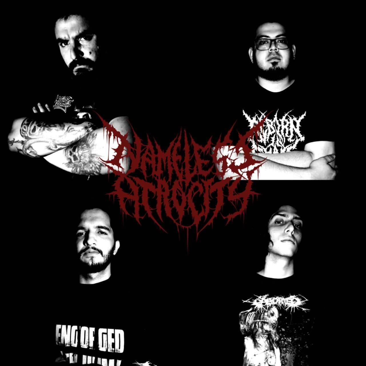 Nameless Atrocity - Photo