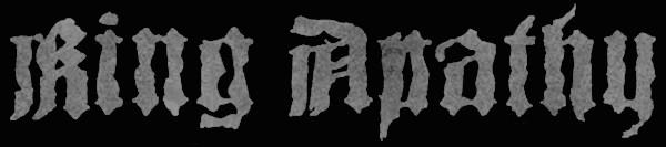King Apathy - Logo
