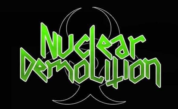 Nuclear Demolition - Logo