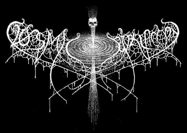 Cosmic Putrefaction - Logo