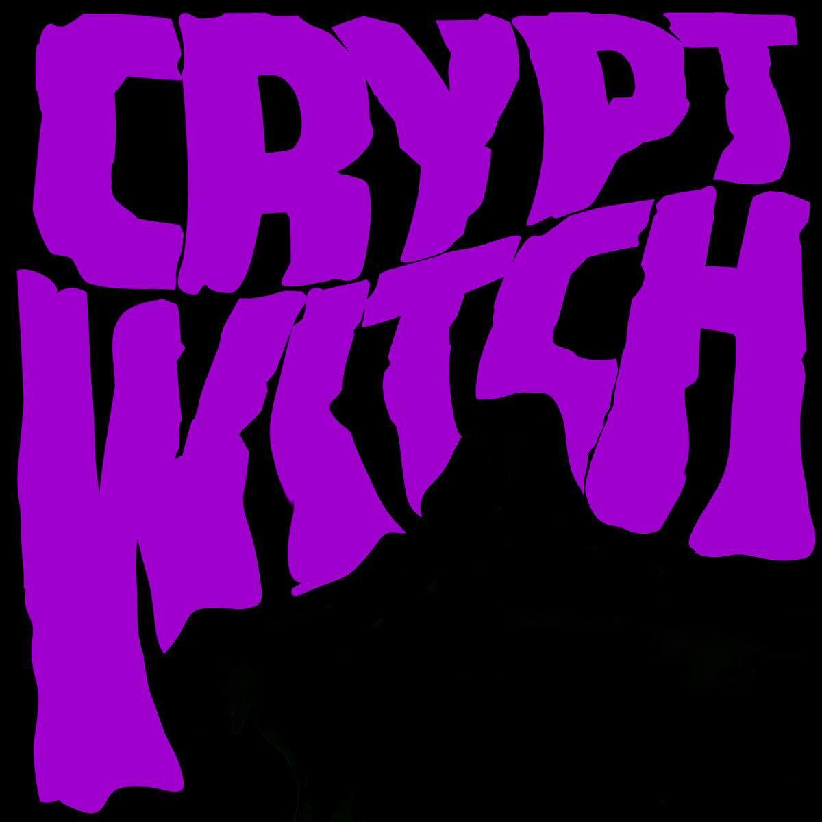 Crypt Witch - Logo