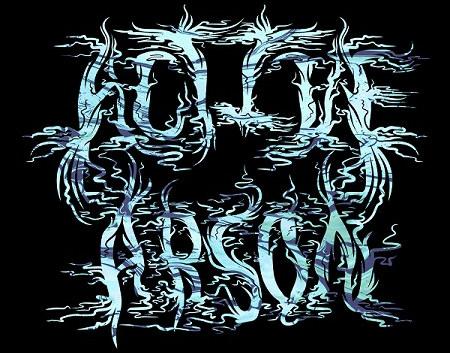Active Arson - Logo