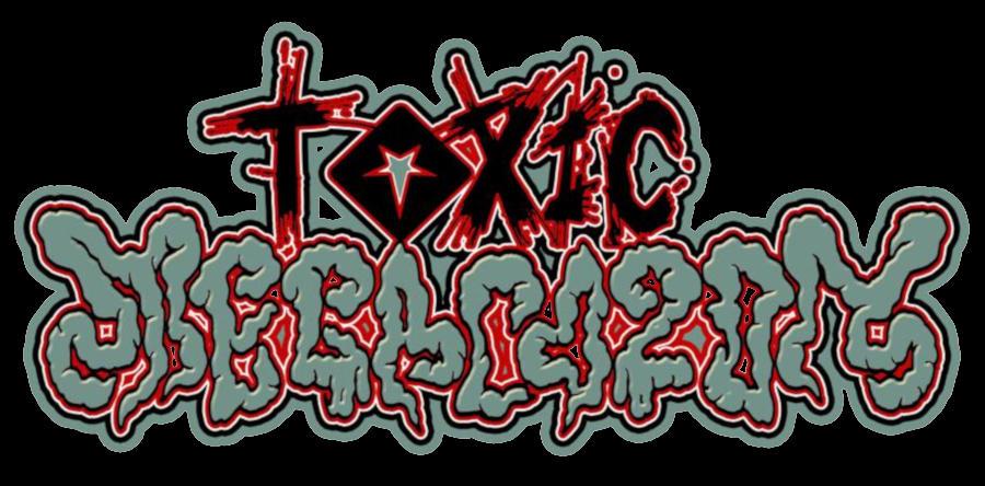 Toxic Megacolon - Logo