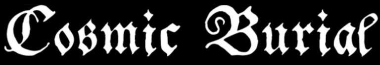 Cosmic Burial - Logo