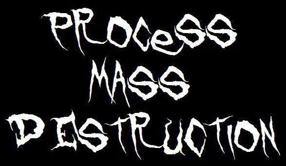 Process Mass Destruction - Logo