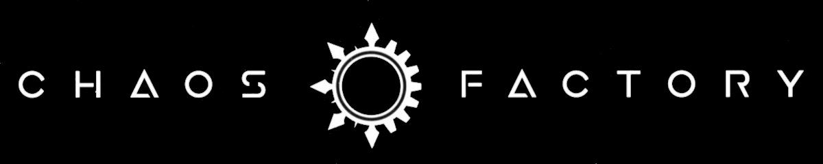 Chaos Factory - Logo